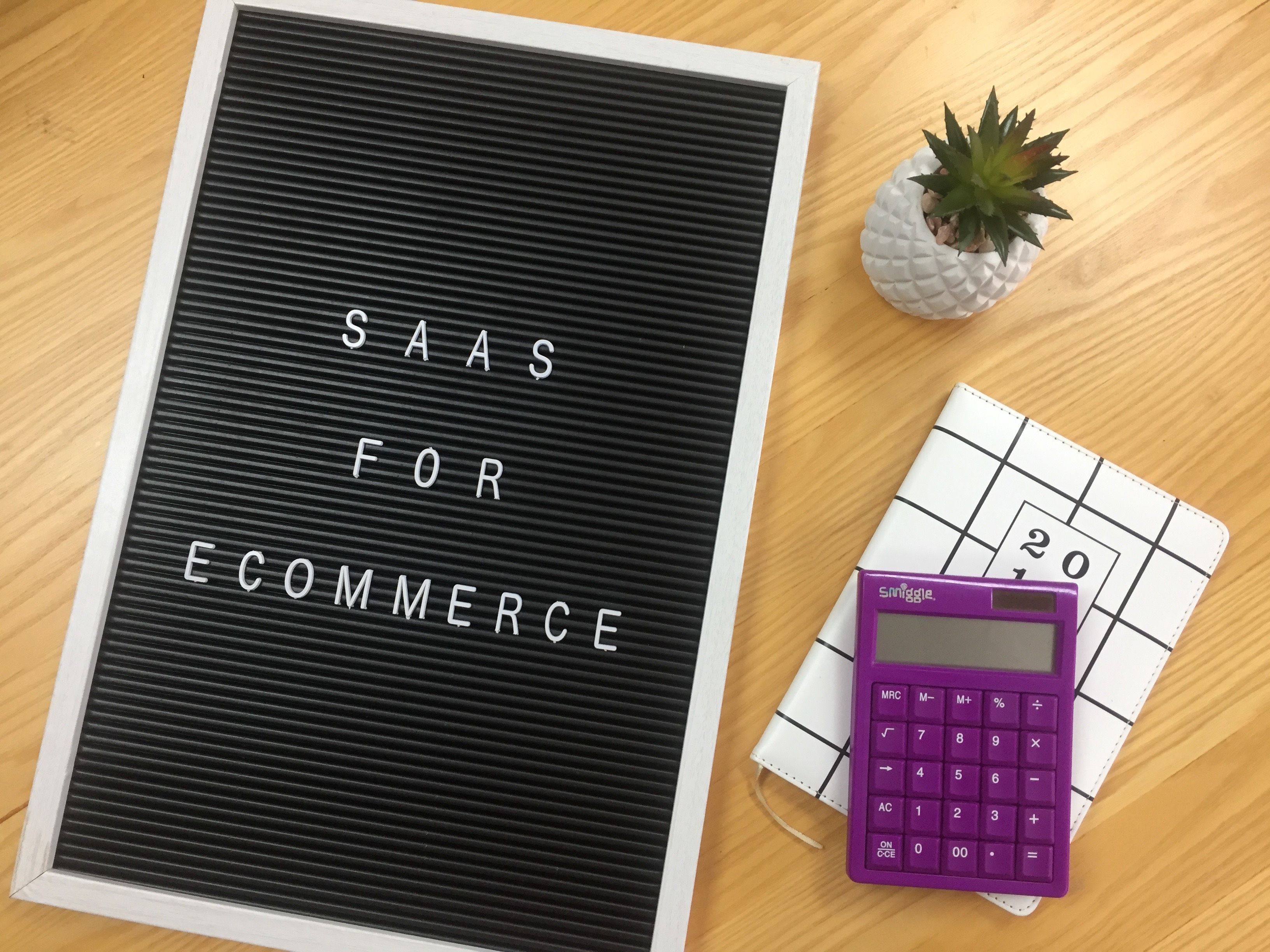 Software as a Service (SaaS) for eCommerce