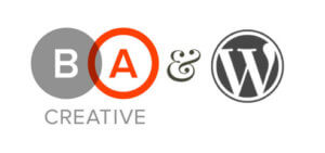 BA Creative and WordPress