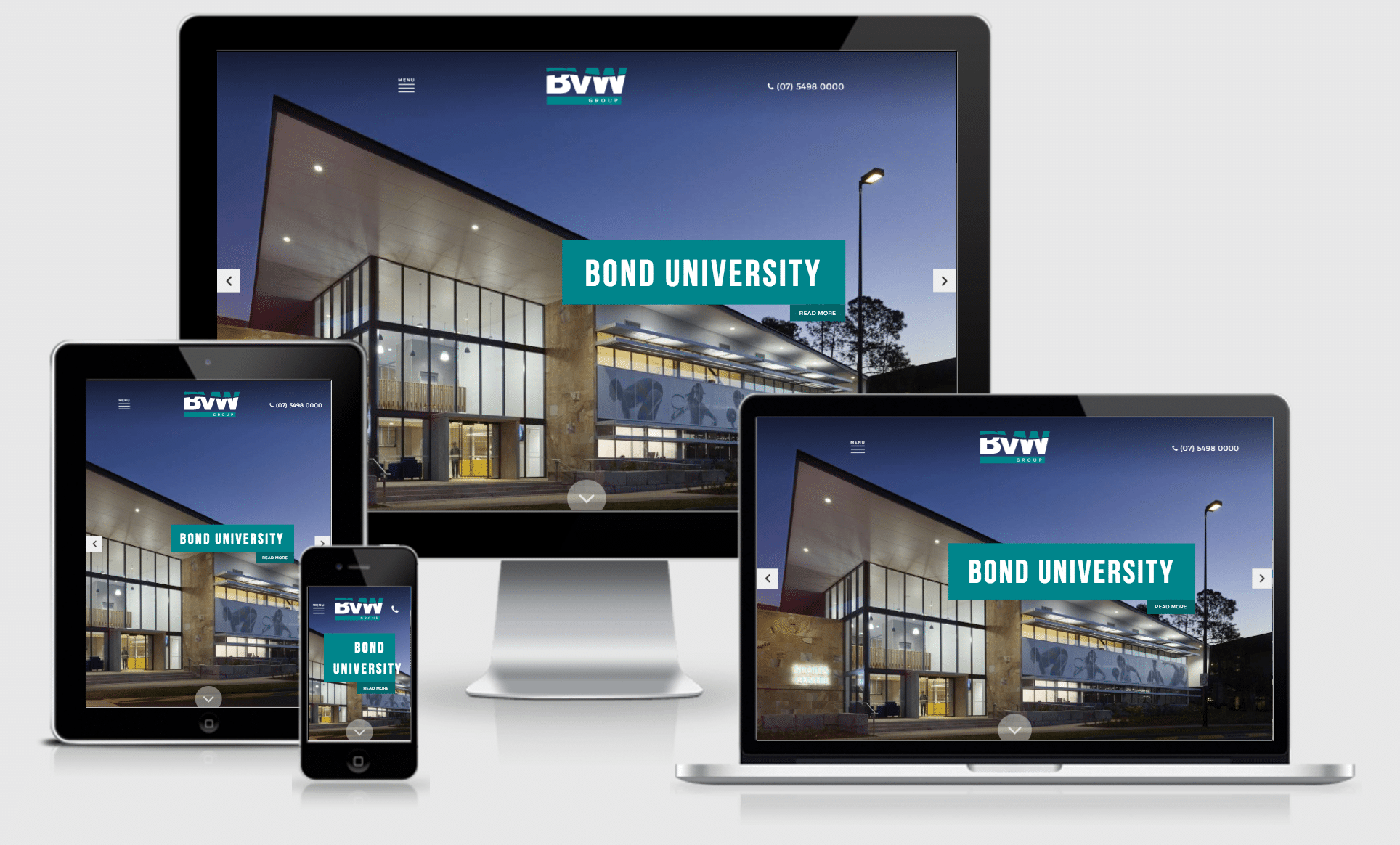 New Website: BVW Group