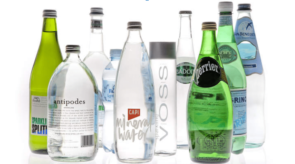Water Bottle Examples
