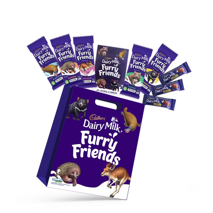 Furry Friends showbag