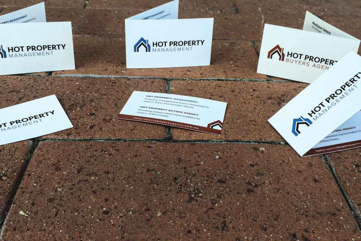 Hot Property Branding