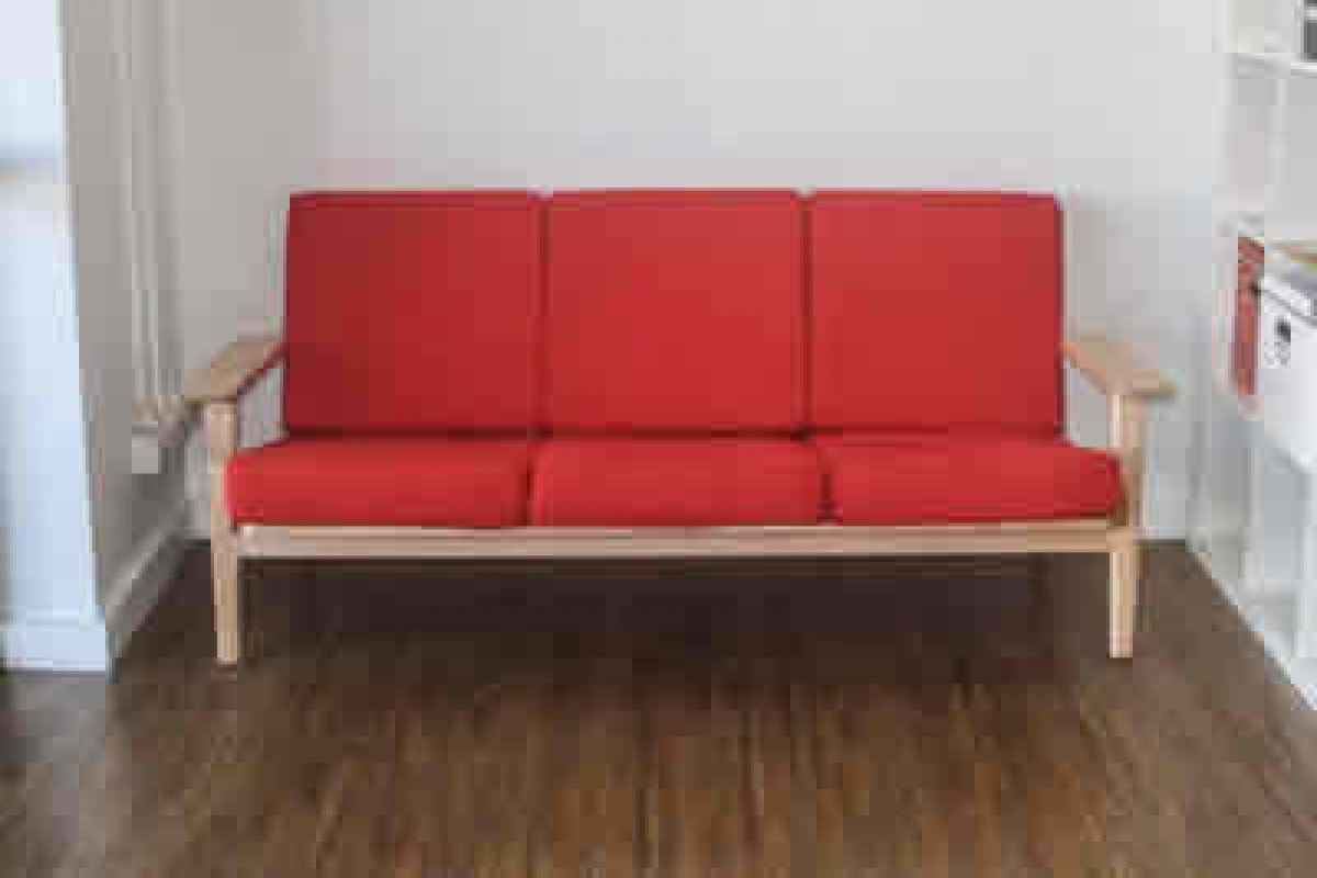 The BA Creative sofa